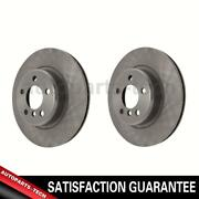 2x Centric Parts Front Disc Brake Rotor For Mercedes-benz Cl63 Amg 20082014