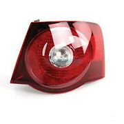New Outer Right Tail Light Assembly Fits 2008-2010 Volkswagen Jetta Vw2801127