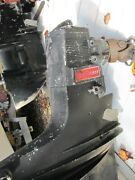 Mercruiser 120/140 Hp. Lower Unit Complete 1974 Vintage Sealed And Shifting