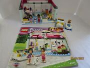 Lego Friends Heartlake Pet Salon 41007 Complete With Instructions