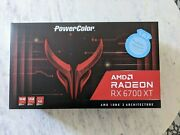 Powercolor Amd Radeon Rx 6700xt Red Devil 12gb Ships Today