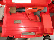 Hilti Dx 462 Powder Actuated Stamping Tool W/ X-hm Head And Dies 906