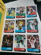 Usain Bolt Sports Illustrated Uncut Card Splash Brothers Steph Curry