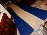 Pan American Exposition Argentina Flag Signed By Director General Buchanan 1901