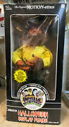 Vintage 1992 Telco Motion-ette Wolfman Moving Animated Halloween Prop 22 Tall