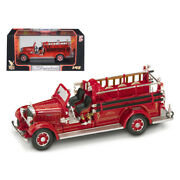 1935 Mack Type 75bx Fire Engine Red 1/43 Diecast Model Car By Road Signature ...