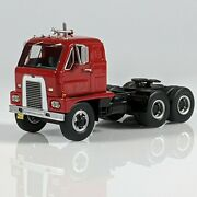 1/64 Neo Scale Models 1959 Ih Dcof-405 Truck - Same Scale As Dcp/1st Gear