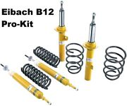 Eibach B12 Pro-kit Sport Suspension 20/10 Mm Also For Bmw 4er Convertible