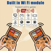 Powkiddy Rg351v Retro Wifi Game Console Handheld Video Game Player 5000+ Games