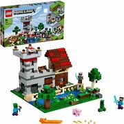 Lego Minecraft Craft Box 3.0 21161 Educational Block Toys From Japan Brand New
