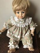 Switzerland Porcelain Doll Promenade Toy Stamp On The Head Bisque Porcelain