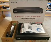 Avycon Avr-ht508a 8ch H.265 All-in-one Dvr Video Recorder 2tb