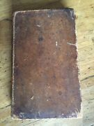 1799 French Book About Botanicals For Woman And Amateurs, In French