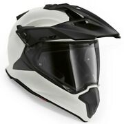 Bmw Motorrad Gs Carbon Evo White. Buy All Sizes Direct For Andpound385. Ends 30/09