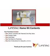 Genuine Lifevac Home Kit Chocking Rescue Device For Children And Adults New