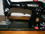 Sale Centennial Edition Singer 201k Sewing Machine With Attachments