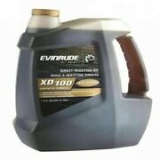 Brp Evinrude Xd100 Direct Injection Oil Synthetic Formula 0779711 Same Day Ship