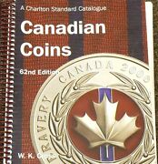 2008 Charlton Catalogue Canadian Coins 62nd Ed. 25 Cent Varieties 4306