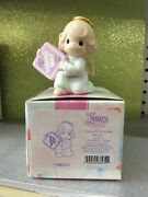Precious Moments Figurines Andldquothere Is No Wrong Way With Youandrdquo 649473 W/ Box - New