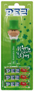 50 Pez St. Patrick's Day Exclusive Limited Edition Mint On European Card Pez