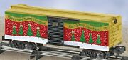 American Flyer 2006 Christmas Boxcar 6-48363 New In Box Free Shipping