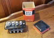 Nos Delco Remy Gm Part 1998602 Dash Gang Switch 4 Pull 1940and039s 50and039s Lights Fans