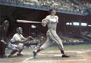 Stan Musial Of The St. Louis Cardinal At Shibe Park, 1946