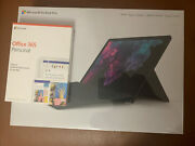 Brand New Microsoft Surface Pro 6 Combo I5 8gb 256gb Type Cover Office 365