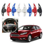 Shift Paddle Steering Wheel Shifter Extension Fit Ford Focus Escape Kuga 2017+