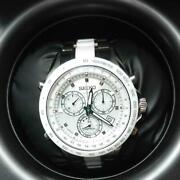 Seiko Astron Sbxb027 Chronograph Cal.8x82 Gps Solar Mens Watch Authentic Working