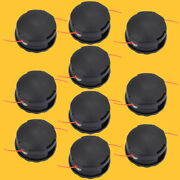 10 Pcs New String Trimmer Head For Echo Speed-feed 400 Srm-225 Srm-230 Srm-210