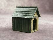 John Hill And Co Vintage Lead 1930's Kennel