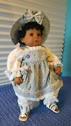 """Adora, Inc. """"a Fine Doll Crafter"""" name Your Own Baby a Collectible Doll"""
