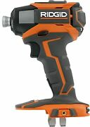 Rigid R86035 18v Impact Driver Tool Only - Brand New Open Box