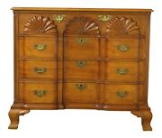 F32630ec Vintage Bench Made Hand Crafted Mahogany Goddard Chest