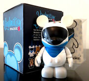 Disney Vinylmation 3 Park Series 3 Blue Monorail Collectible Toy Figure W/card
