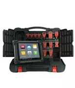 Autel Wireless Maxisys Diagnostic Scan Tool Kit W/ Bluetooth Vci Ms908