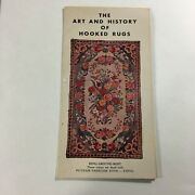 Rare Vintage Putnam Fadeless Dyes And Tints Advertising The Art Of Hooked Rugs X1