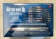 Doctor Who Complete Series 1-7 Limited Edition Blu-ray Giftset Sonic Screwdriver