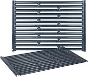 Gas Grill Replacement Parts Weber Cooking Grates 7525 Porcelain Enameled 2 Pack