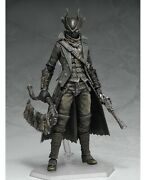 Bloodborne The Old Hunters Edition Figma Max Factory Re-sale 2017 Ver Presale