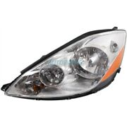 New Left Head Lamp Assembly Fits 2006-2010 Toyota Sienna To2502175 81150ae040