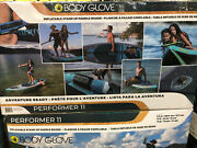 New Body Glove Performer 11 Inflatable Paddle Board W/pump, Paddle, Leash, Bag