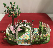 Department 56 Easter Village Accessory One Hop Walk In Box 56.55160