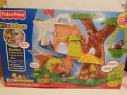 Fisher Price Little People Zoo Talkers Animal Sounds Zoo Playset
