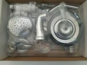 Pfister Do It Yourself Universal Tub, Shower And Faucet Polished Chrome Finish-new