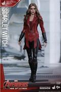 Unused Hot Toys 1/6 Scarlet Witch Avengers Edition Figure Pop Up Store Only