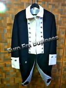 American Revolutionary War Continental Infantry Frock Coat In All Sizes