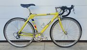 Look Kg 191 Vintage Carbon Road Bicycle Handmade In France Shimano Dura Ace