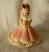 As - Is Josef Originals Early California Belle Series Ding Dong Bell Pink Gown